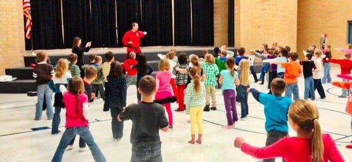 how martial arts schools can reach out to public schools