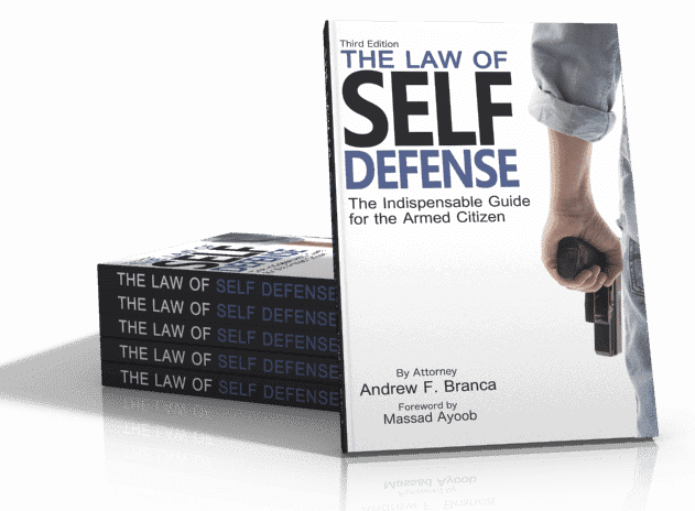 Law of self defense for martial artists