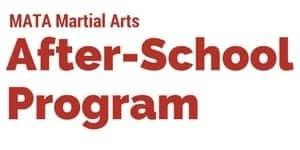 martial arts after school program