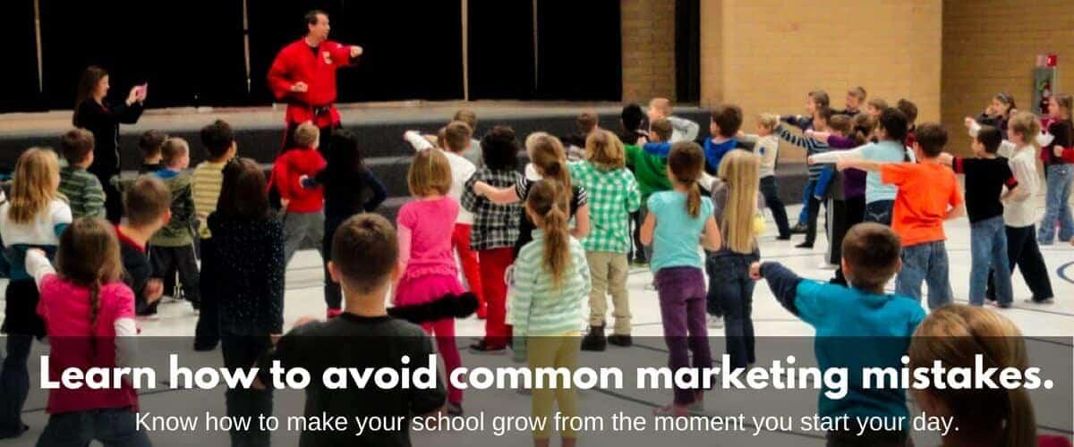 Marketing Your Martial Arts School to Local Schools