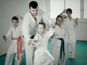 martial arts insurance