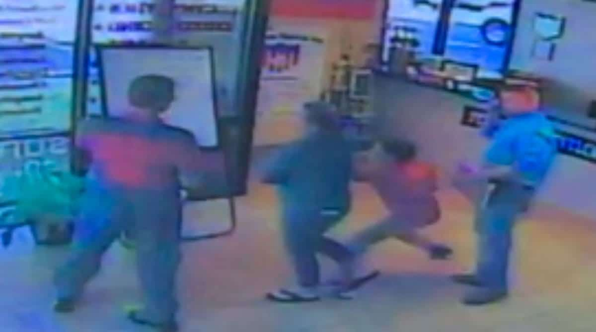 Child Abduction from Karate School Caught on Video