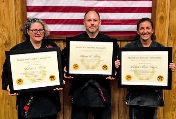 martial arts certified instructors from blue ridge va
