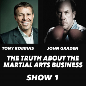 Tony Robbins interview on martial arts