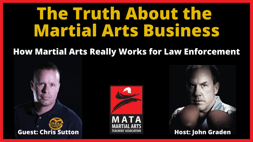 Do Martial Arts Really Works for Law Enforcement?